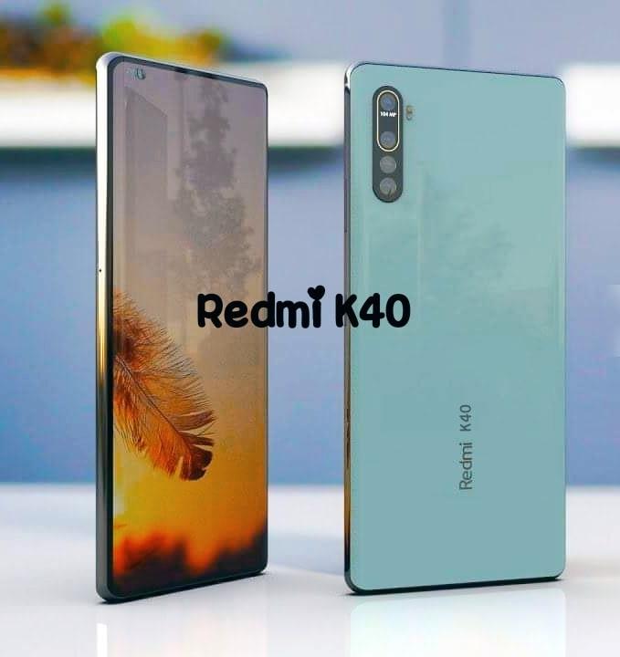 Xiaomi Redmi K40 Description