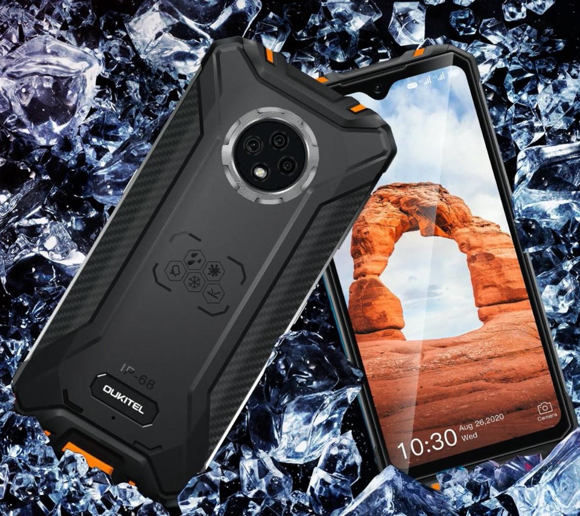 Oukitel WP8 Pro Rugged Phone Bangladesh