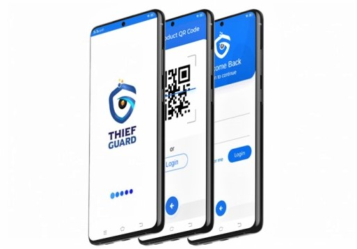 Thief Guard App How To Work