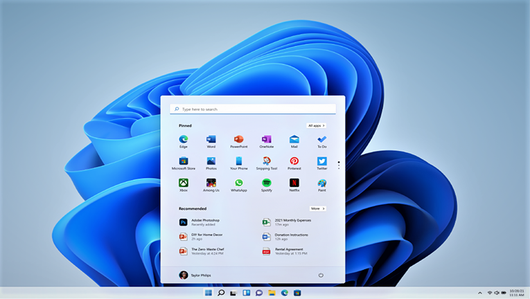 Windows 11 system Features