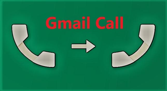 Audio Video Call Start in Gmail